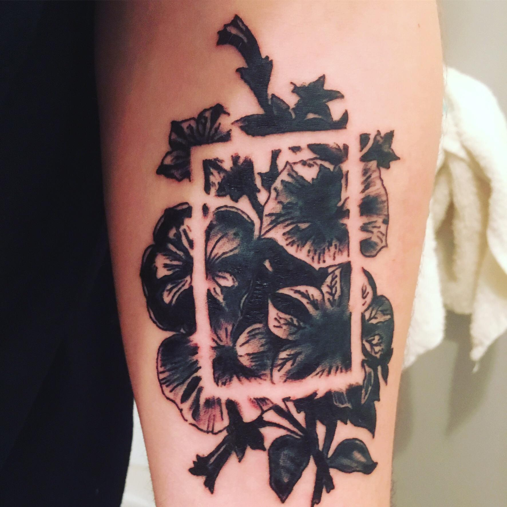 My The 1975 Inspired Tattoo Done By Tony Jones At Rising Ideas And Designs