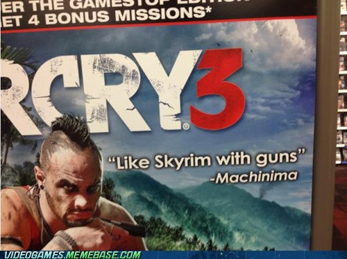Video Games Far Cry 3 Page 3 Video Game Memes Ideas And Designs