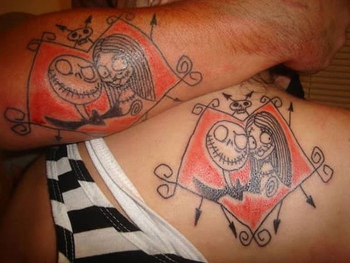 55 Matching Couple Tattoo Ideas All L*V*Rs Will Love Ideas And Designs