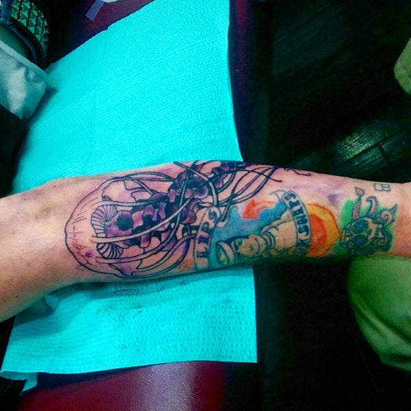 Hearts Of Fire Tattoo Tattoo Parlor In Springfield Ideas And Designs