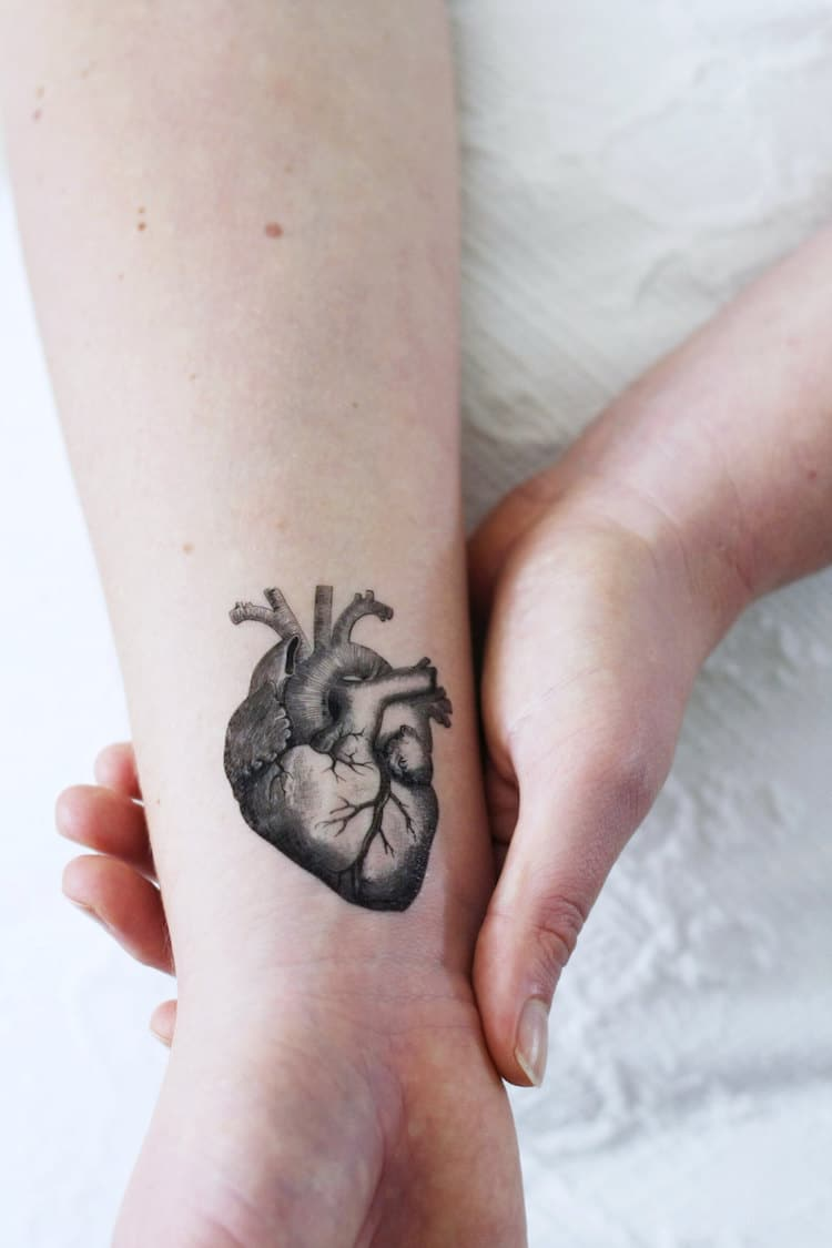 Temporary Tattoos For Adults Put A Grown Up Spin On The Ideas And Designs