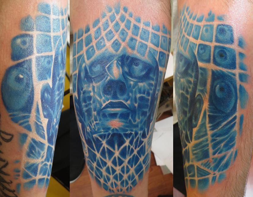 Alex Gray Tattoo By Dripe On Deviantart Ideas And Designs