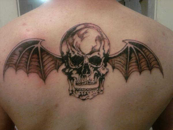 Avenged Sevenfold Tattoo By Redleo88 On Deviantart Ideas And Designs