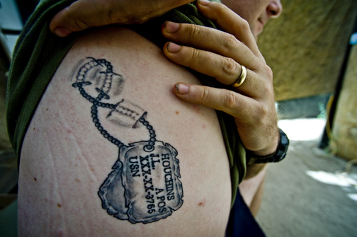 Soldier Tattoos An Attack Against Conformity Ideas And Designs