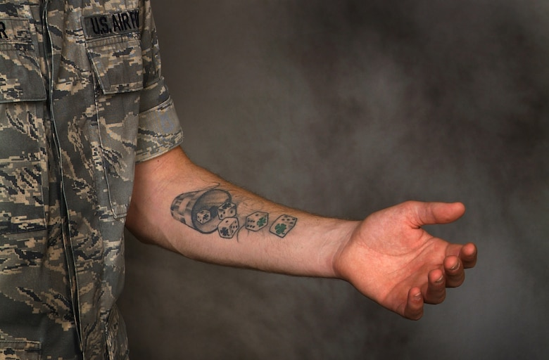Want Ink Here's What You Need To Know Vance Air Force Ideas And Designs