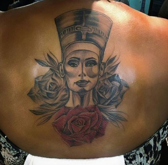 50 Attractive Queen Tattoos Designs For Women 2018 Ideas And Designs