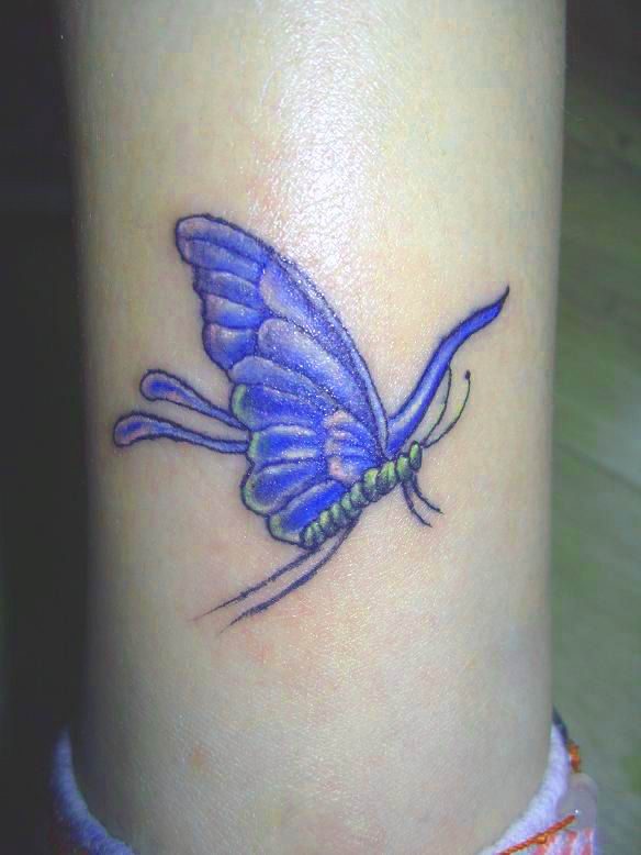 Tattoo Art Meanings Butterfly Tattoo 3D Ideas And Designs