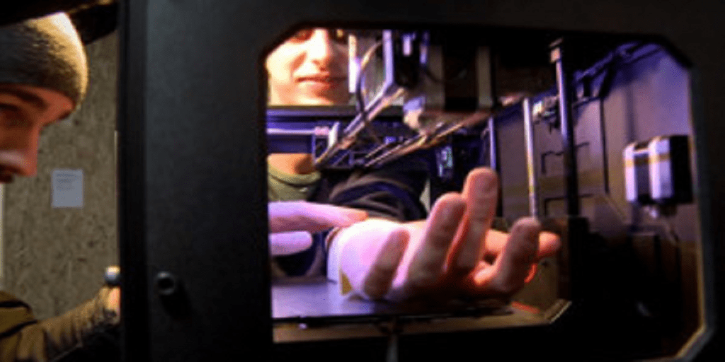 French Tattoo Studio Turns A 3D Printer Into A Tattooing Ideas And Designs