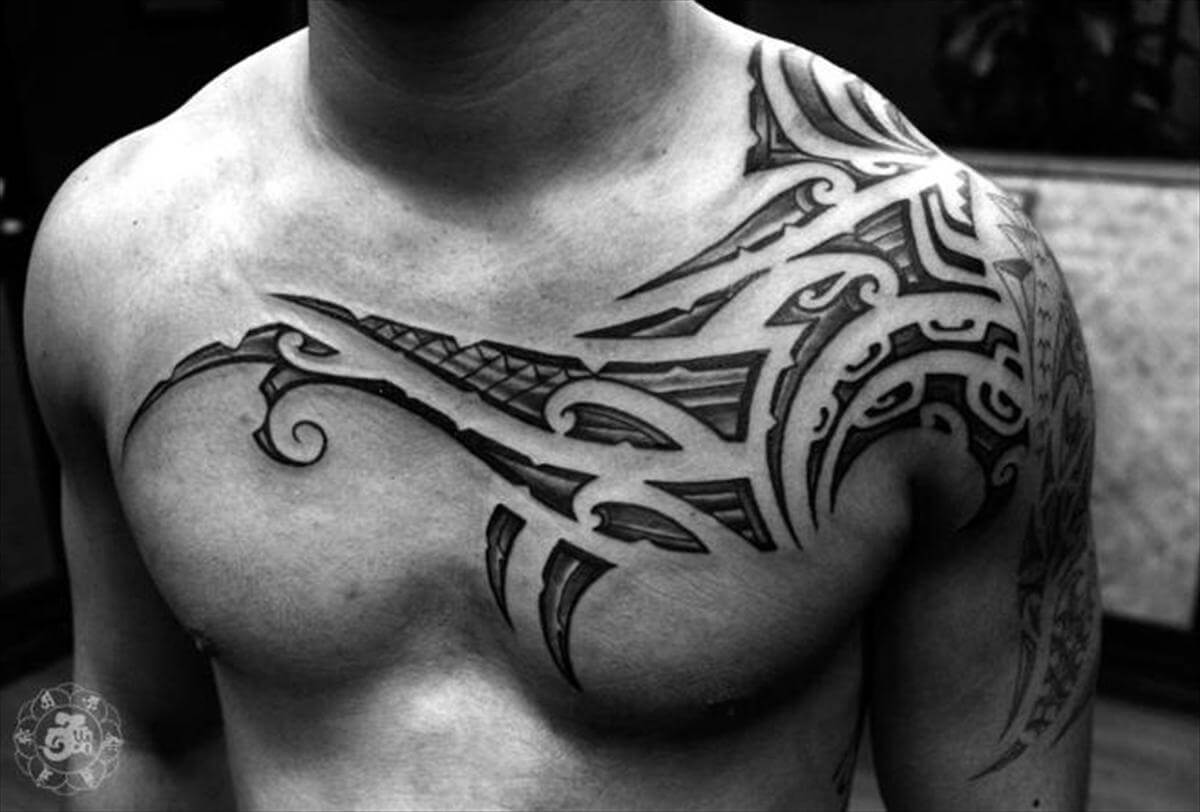 Power 70 Best Tribal Tattoos For Men Improb Ideas And Designs