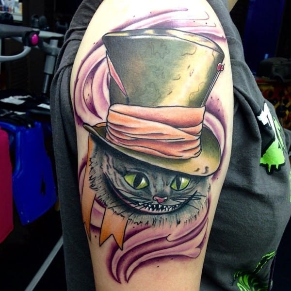 150 Charming Alice In Wonderland Tattoos September 2019 Ideas And Designs