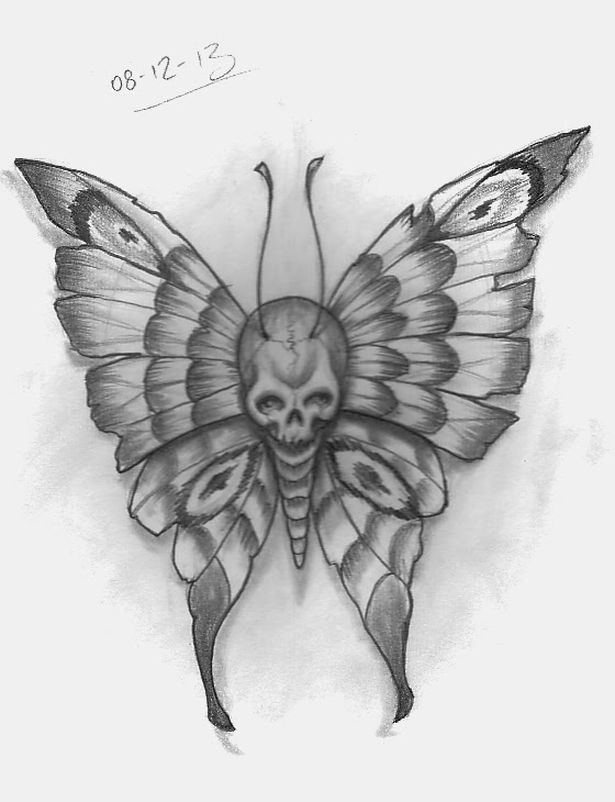 Tattoo Sketch A Day Insects December 8Th 14Th Ideas And Designs