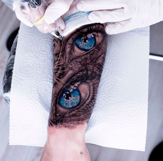 160 Best 3D Tattoos For Men 2019 Images Pictures Of Ideas And Designs
