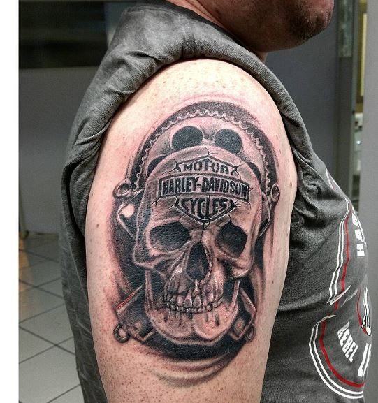 50 Cool Biker Tattoos Ideas For Men And Women 2018 Ideas And Designs