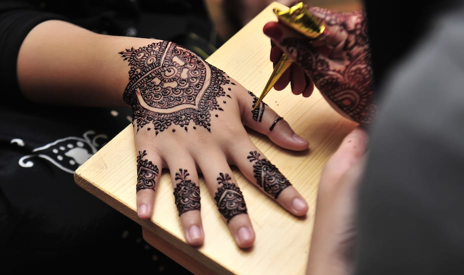Get Inked By These Henna Artists In Singapore Honeycombers Ideas And Designs