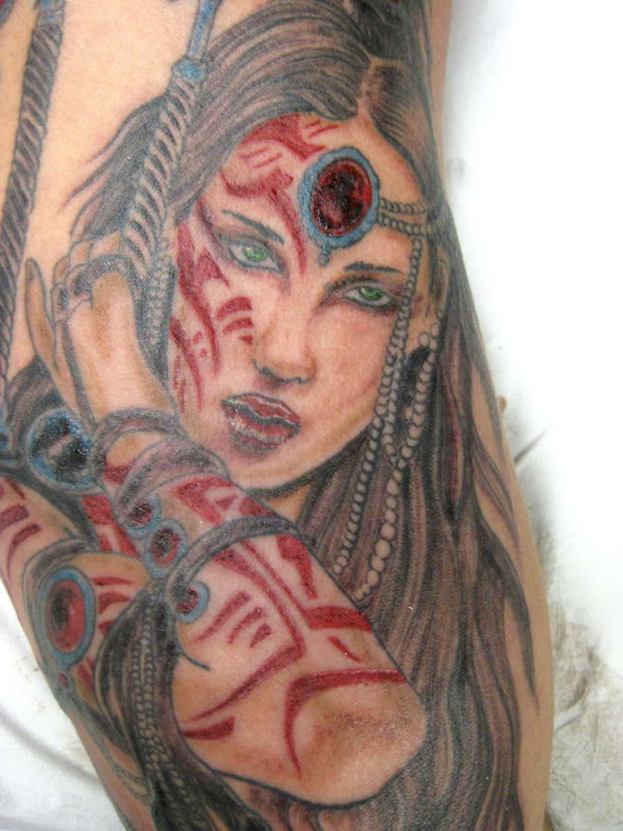Warrior Tattoo Designs And Meanings Tatring Ideas And Designs