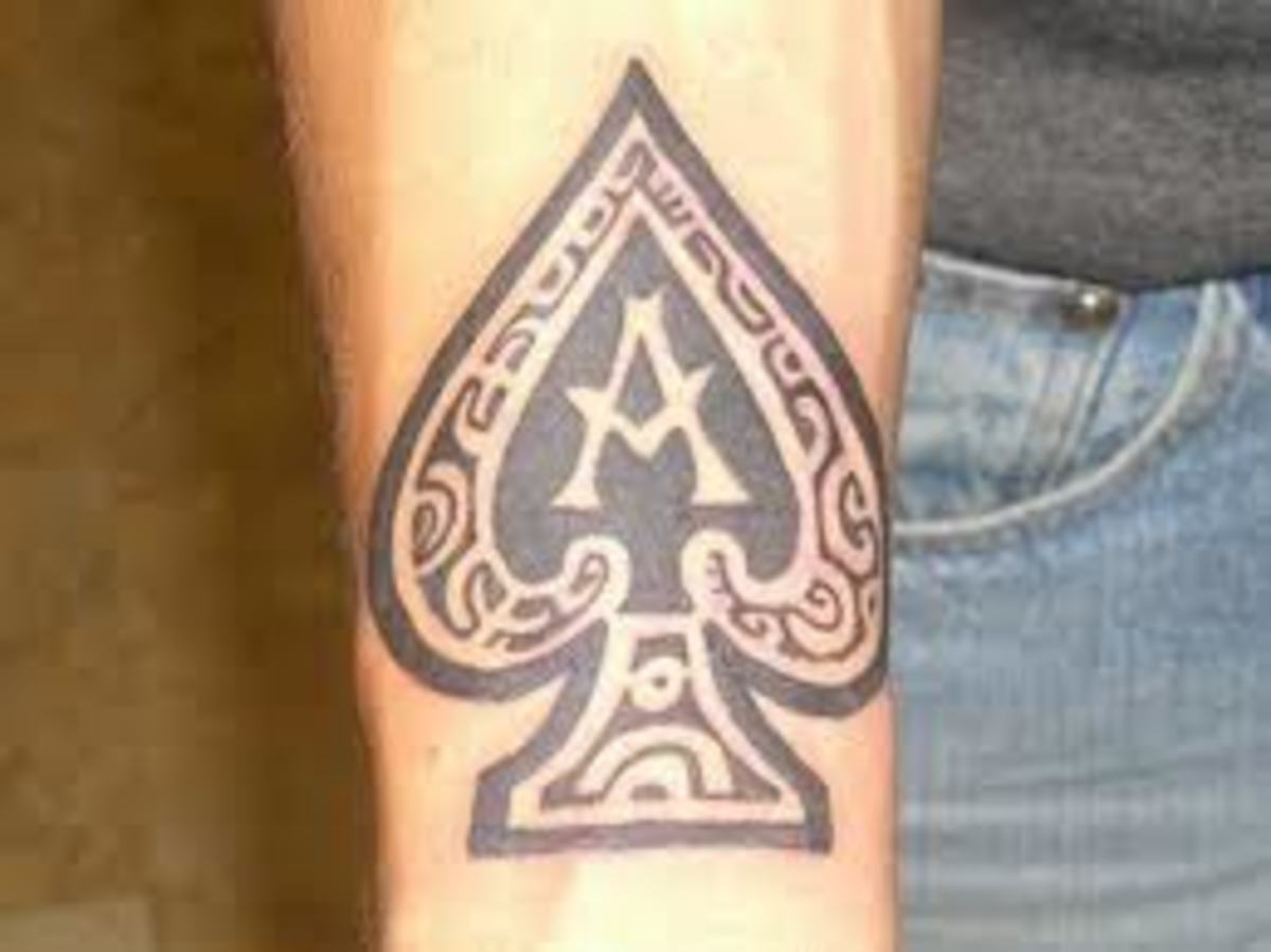 Ace Of Spades Tattoos Designs Ideas And Meanings Tatring Ideas And Designs