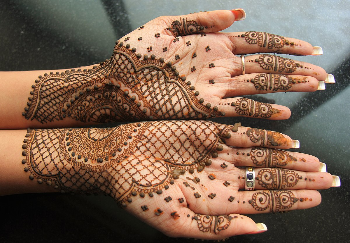 Henna Wikipedia Ideas And Designs