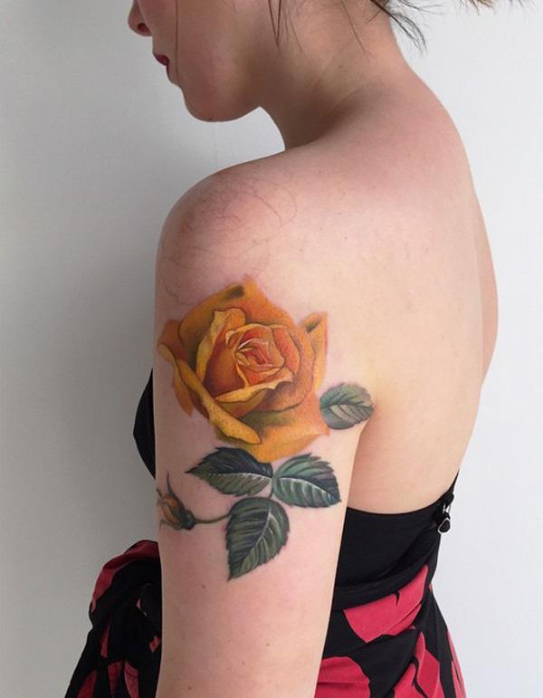60 Rose Tattoos Best Ideas And Designs For 2019 Ideas And Designs