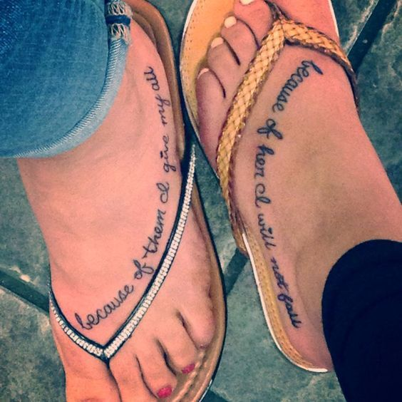 60 Best Foot Tattoos – Meanings Ideas And Designs For 2019 Ideas And Designs
