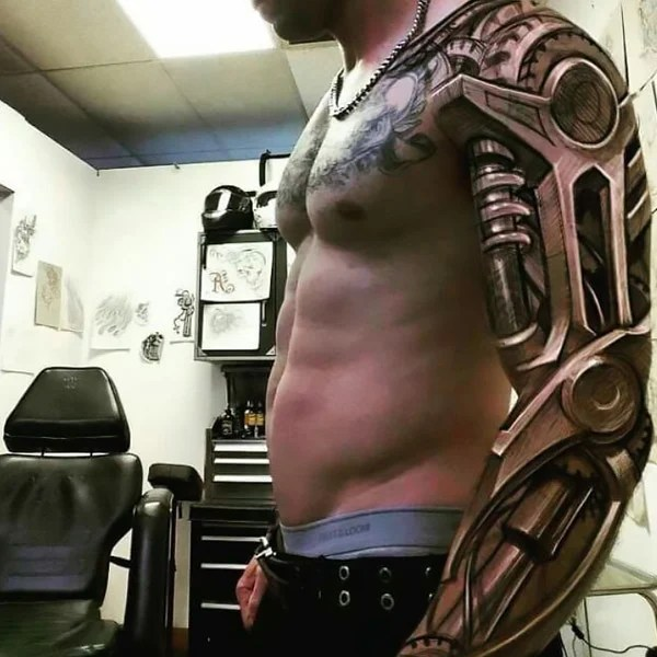 The Coolest Sleeve Tattoos For Men In 2019 The Trend Spotter Ideas And Designs