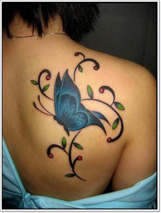 Cool Ideas For Making A Butterfly Tattoo Feel More Like Ideas And Designs