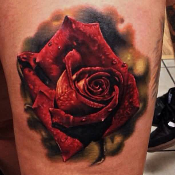 36 Picturesque 3D Flower Tattoo Designs Amazing Tattoo Ideas Ideas And Designs