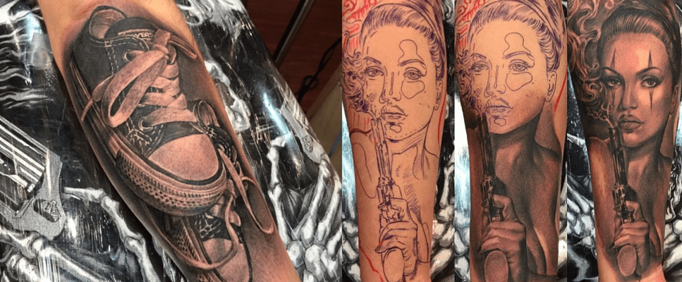 The Best Tattoo Shops In Los Angeles Find The Best Tattoo Ideas And Designs