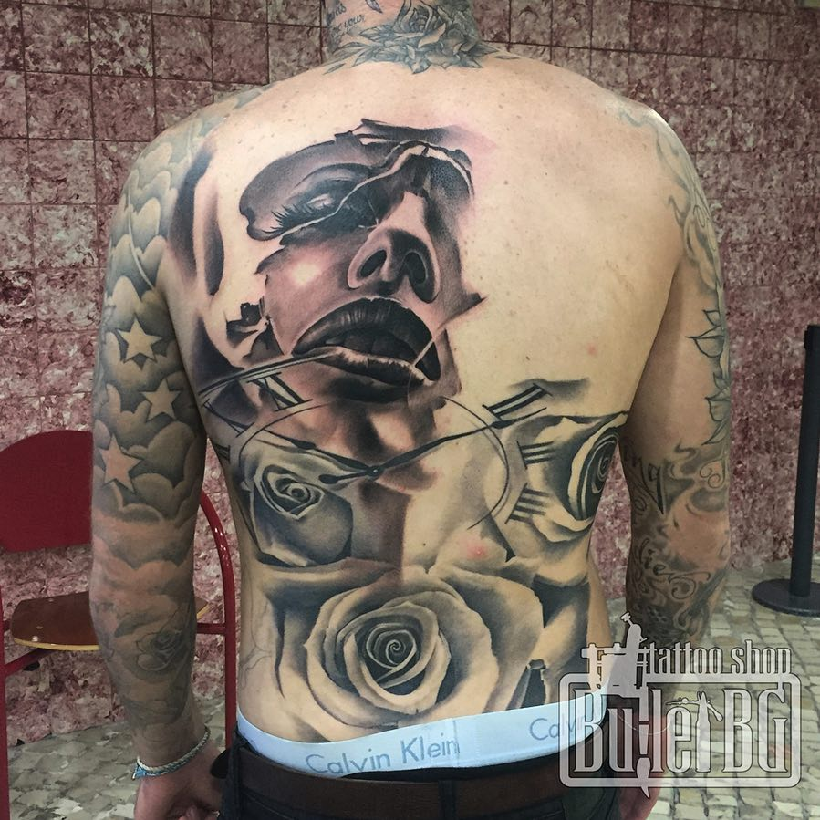 Bullet Bg Tattoo Find The Best Tattoo Artists Anywhere Ideas And Designs
