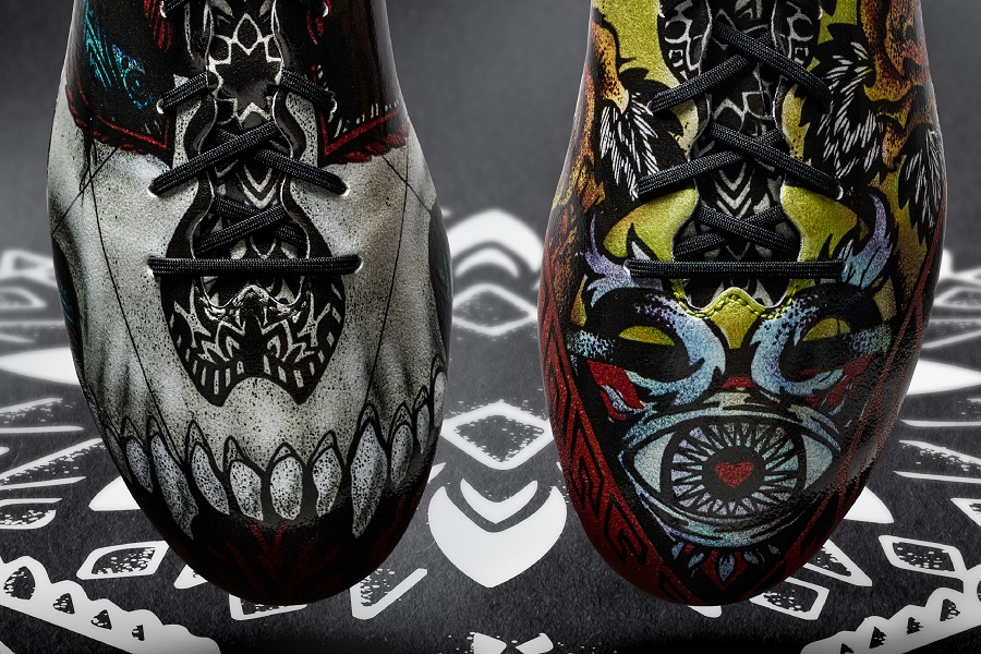 Adidas F50 Tattoo Pack Left And Right Soccer Cleats 101 Ideas And Designs