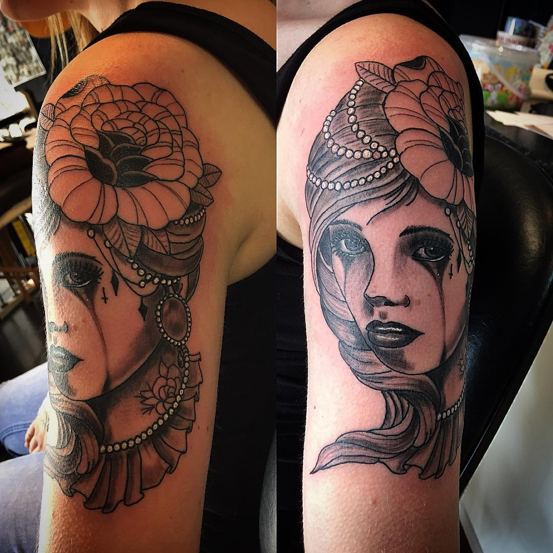 27 Cool Sleeve Tattoo Designs Ideas Design Trends Ideas And Designs