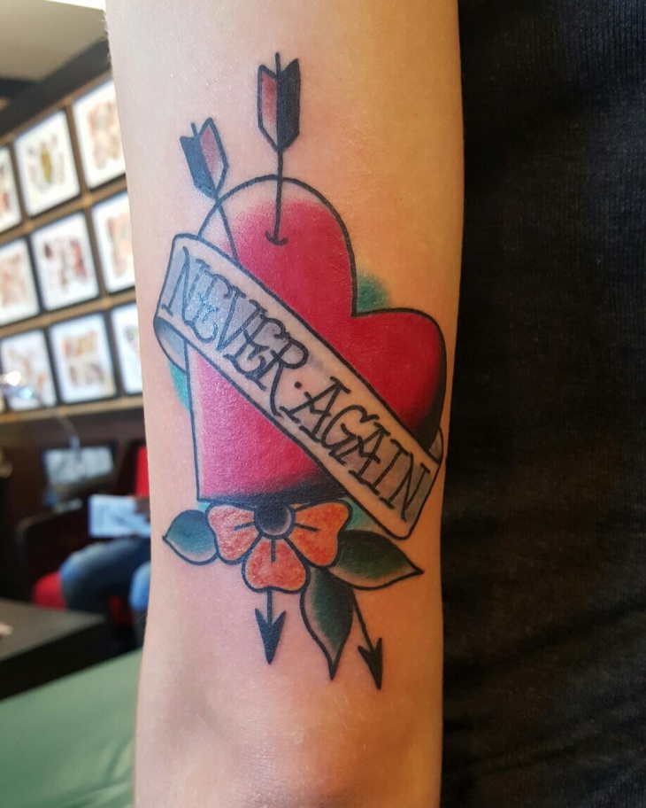 21 Heart Tattoo Designs Ideas Design Trends Premium Ideas And Designs