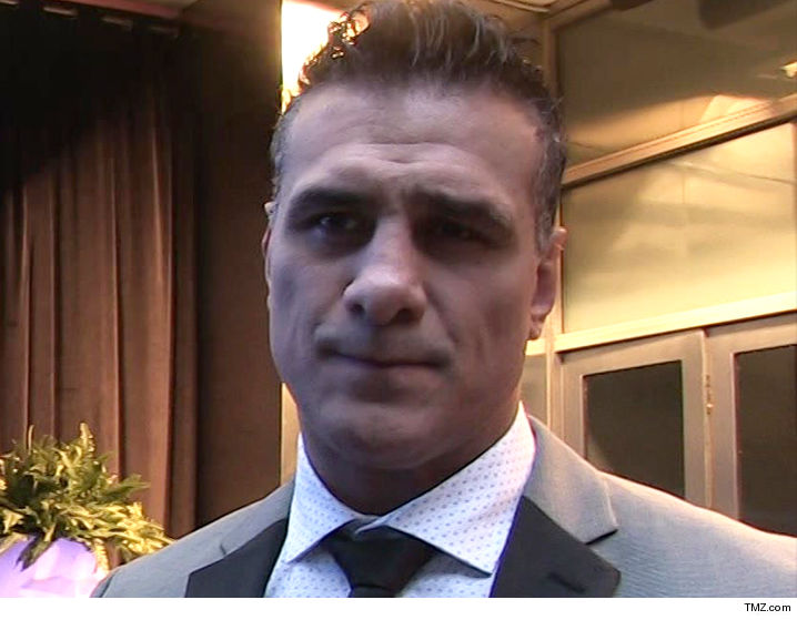 Alberto Del Rio Suspended By Wrestling Org Over Domestic Ideas And Designs