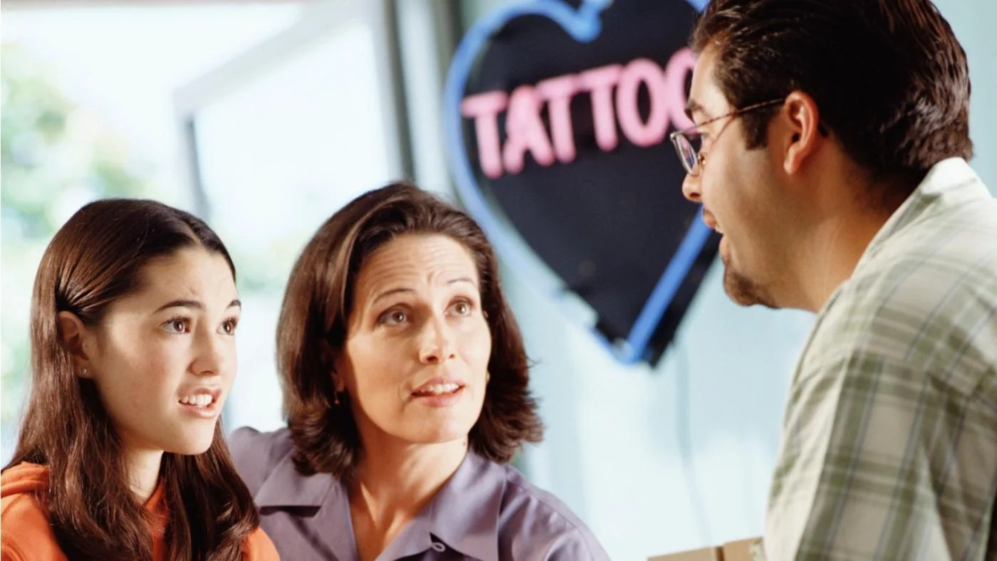 How Old Do You Have To Be To Get A Tattoo With Your Parent Ideas And Designs