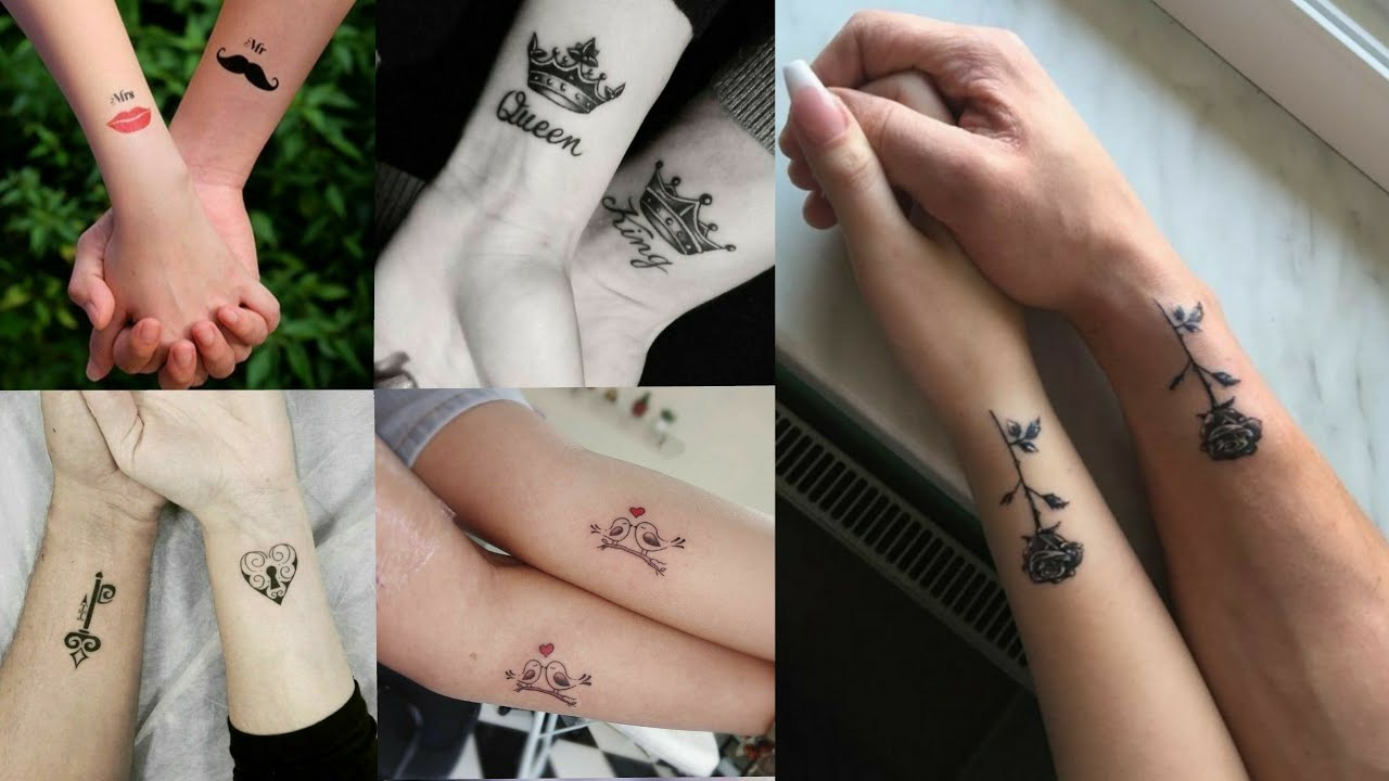 New Couple Tattoo Designs 2019 Latest Love Tattoos Ideas Ideas And Designs