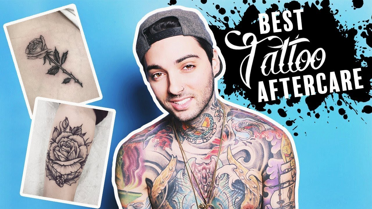 Best Tattoo Aftercare Step By Step Guide By Tattoo Ideas And Designs