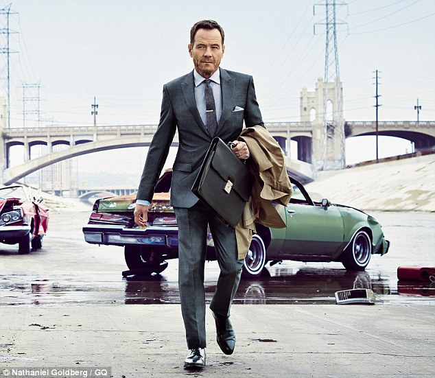 Breaking Bad S Bryan Cranston Reveals He And Aaron Paul Ideas And Designs