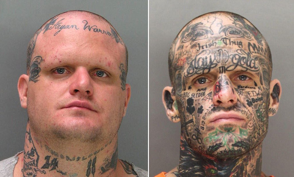 Jesse Starkey Arrested Criminal Who Has Crossed Out Ideas And Designs