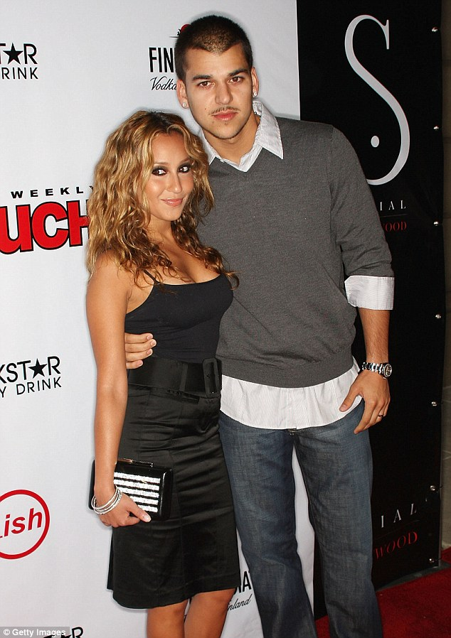 Adrienne Bailon Excited To Finally Remove Rob Kardashian Ideas And Designs