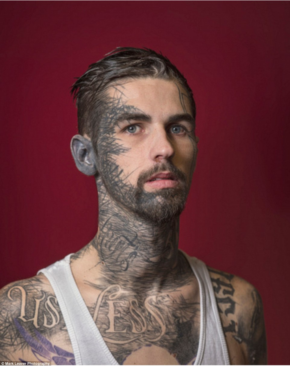 Photographer Mark Leaver S Images Show People With F*C**L Ideas And Designs