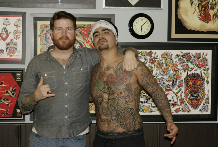 No More Taboos On Tattoos In The Kitchen The Vintage Ideas And Designs