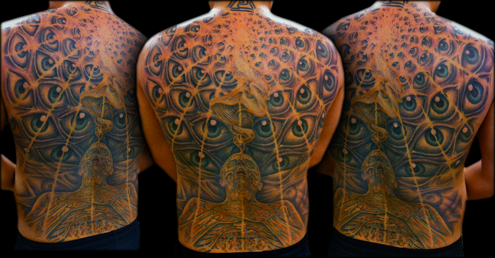 Tattoos That Will Take You On A Trip Into The Mind Of Alex Ideas And Designs