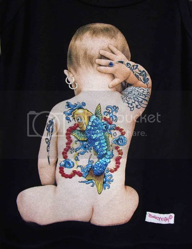 Mabek Tatto Baby Tattoos Ideas And Designs