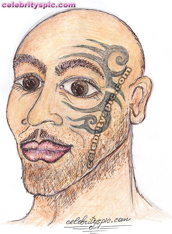 100 S Of Mike Tyson Tattoo Design Ideas Picture Gallery Ideas And Designs