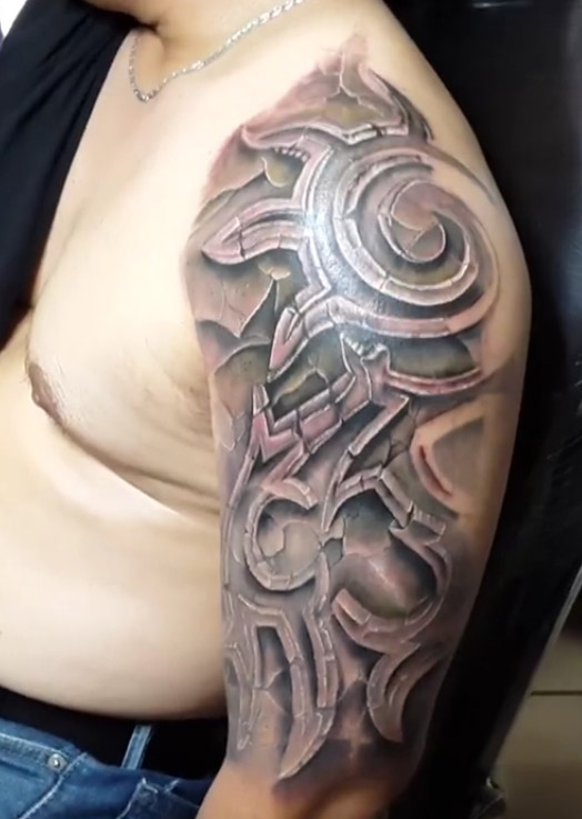 66 Best 3D Tattoo Designs Picture Gallery Ideas And Designs