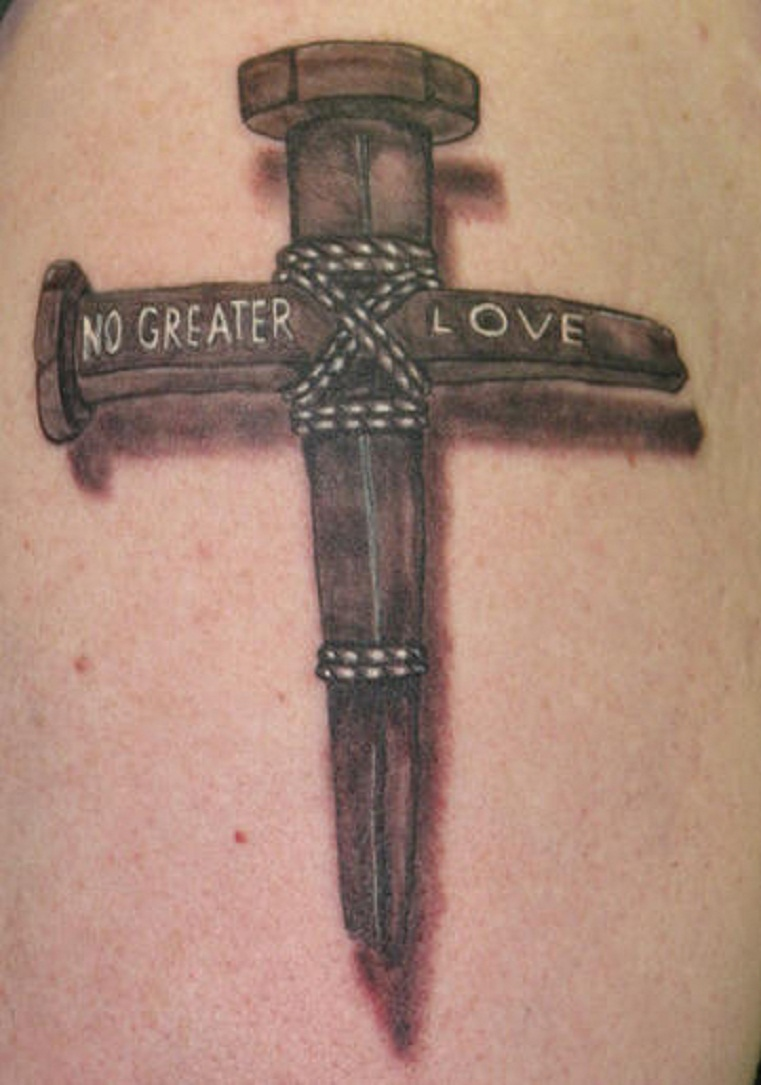 3D Cross Tattoos – Page 5 – Truetattoos Ideas And Designs