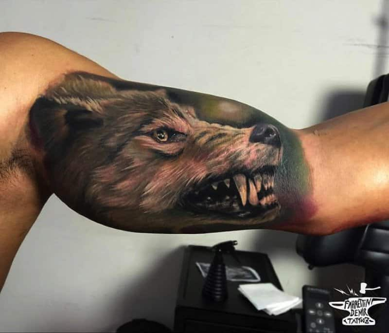 Bicep Tattoo Pain – How Much Do They Hurt Ideas And Designs