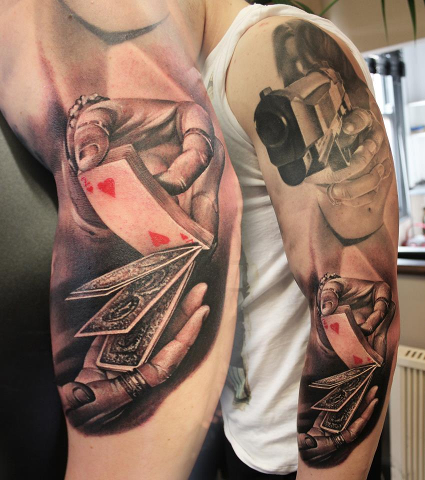 This Tattoo Artist From The Uk Creates The Most Brilliant Ideas And Designs