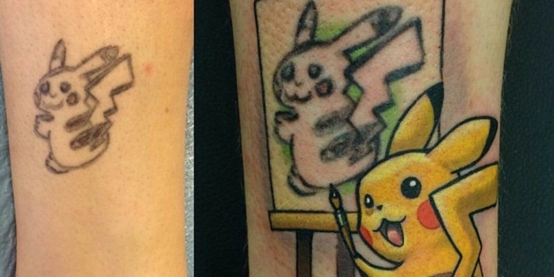 15 Hilarious Tattoo Cover Ups That Are So Bad They Re Ideas And Designs