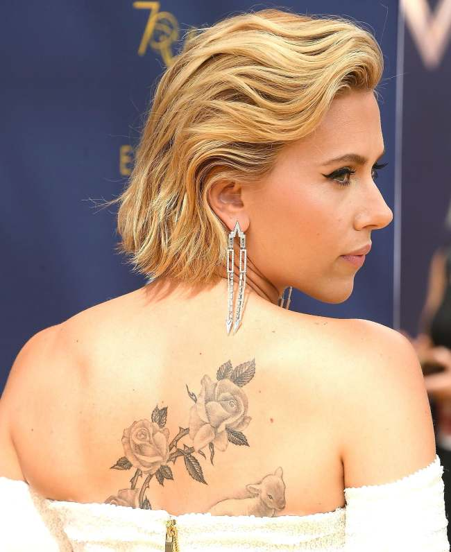Celebrities You Didnt Know Had Tattoos Famous People Who Ideas And Designs