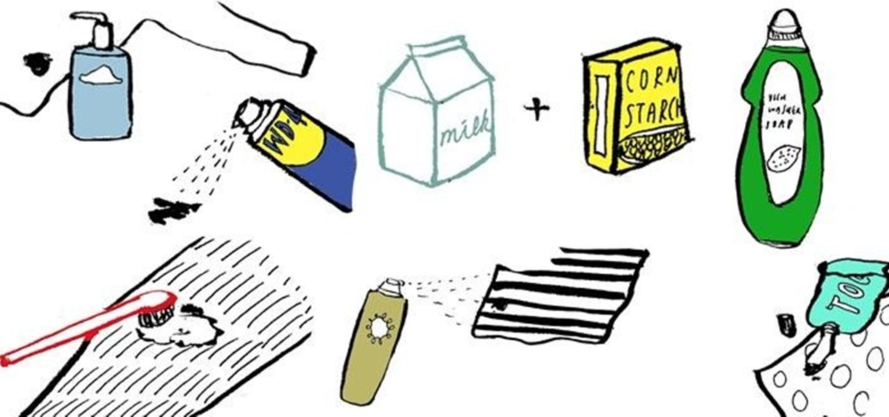 10 Easy Diy Methods For Removing Ink Stains With Household Ideas And Designs